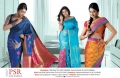 Arundhati New Photo Shoot Stills for PSR Silk Sarees