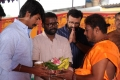 Arunraja Kamaraj Sivakarthikeyan Production No 1 Pooja Stills