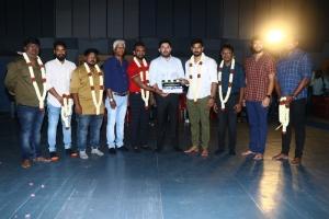 Arvind Swamy Santhosh P Jayakumar Movie Pooja Stills