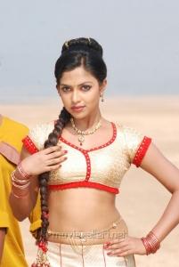Amala Paul Hot in Vettai Movie Stills