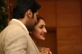 Arya Sayesha Marriage Reception Images HD