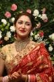Sayyeshaa Saigal Marriage Reception Photos HD