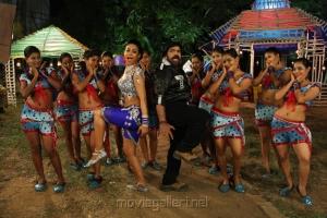 T Rajendar & Mumaith Khan Hot Dance @ Arya Surya Thagadu Thagadu Song