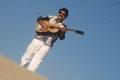 Powerstar Dr Srinivasan in Arya Surya Tamil Movie Stills
