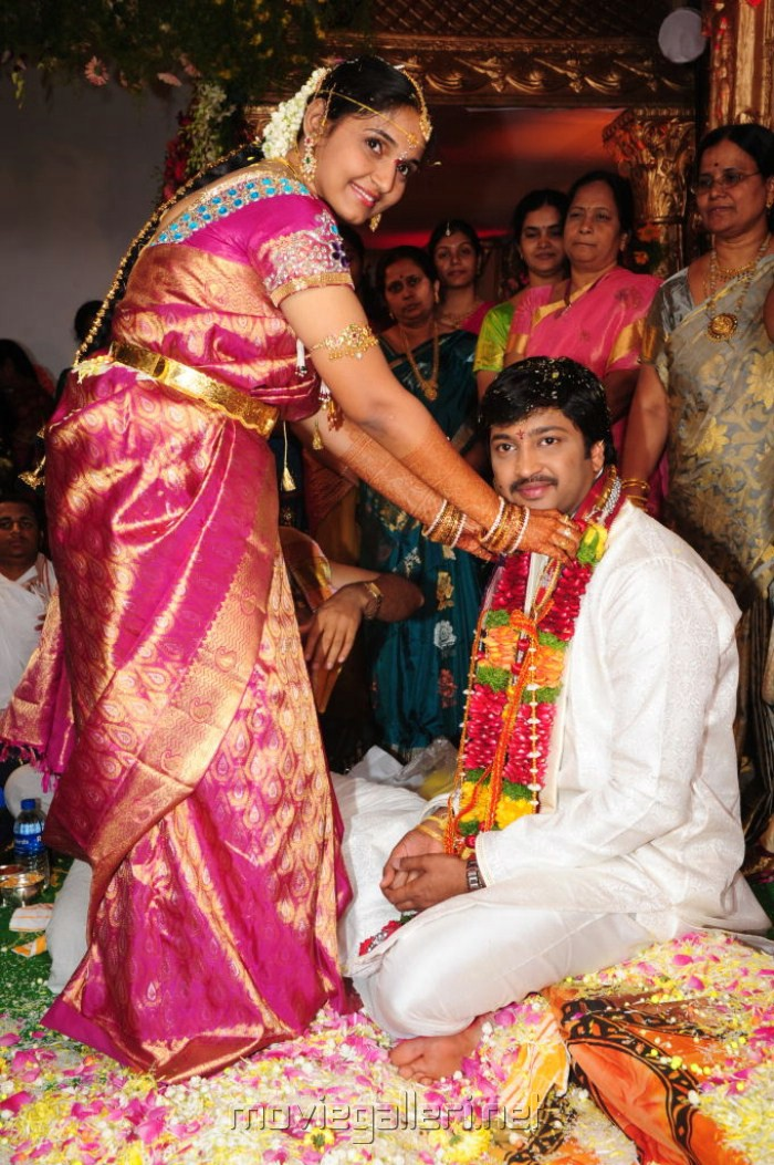 Aryan Rajesh Weds Subhashini