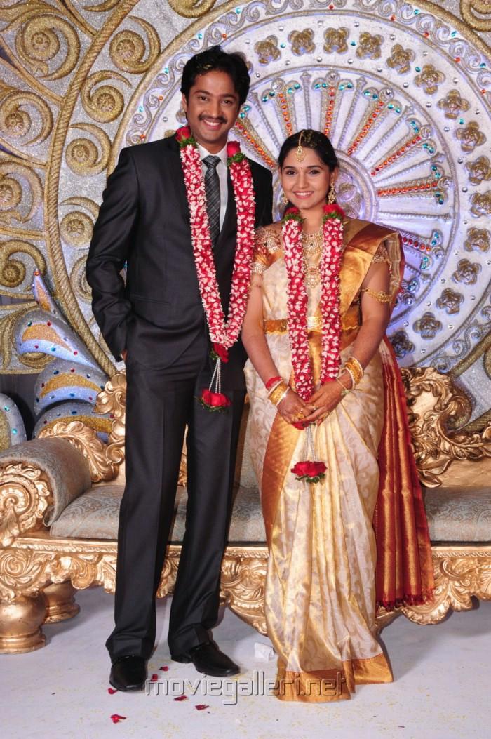 ravi teja and ravi teja wife Kalyani | Marriage Photos