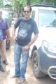 Actor Vaiyapuri at Asathapovathu Neeya Naana Movie Pooja Stills