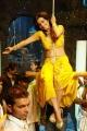 Asha Saini in Yellow Dress Hot Spicy Stills