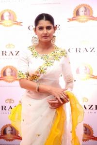 Actress Ashima Narwal Pics @ Dadasaheb Phalke Awards South 2019 Red Carpet