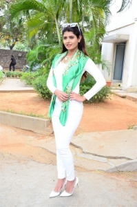 Actress Ashima Narwal Stills @ Killer Audio Launch