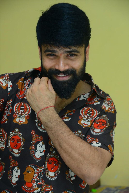 Raju Gari Gadhi 3 Movie Hero Ashwin Babu Interview Photos