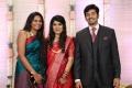 Lakshmi Priyaa Chandramouli @ Ashwin Kakumanu Sonali Wedding Reception Photos
