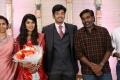 Actor Guru Somasundaram @ Ashwin Kakumanu Sonali Wedding Reception Photos