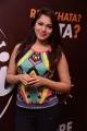 Telugu Actress Ashwini @ Hyderabadi Chai Adda Launch