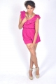 Asmita Sood in Pink Dress Photoshoot Stills