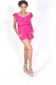 Asmita Sood Hot Photoshoot Pics in Pink Dress