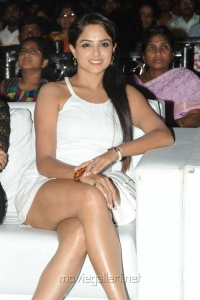 Asmita Sood Hot Spicy Stills @ Aadu Magadura Bujji Audio Release