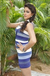Actress Asmita Sood Latest Stills in Aadu Magadra Bujji