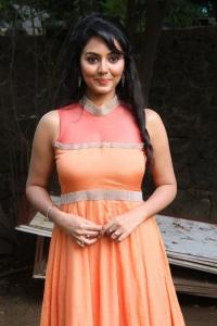 Actress Vidya @ Asurakulam Movie Audio Launch Photos