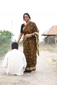 Actress Manju Warrier in Asuran Movie HD Images