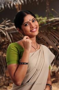 Actress Muktha George in Athade Telugu Movie Stills