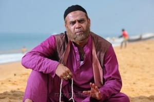 Thalaivasal Vijay in Athade Telugu Movie Stills