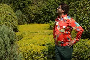 Actor Vennela Kishore in Athadu Aame O Scooter Latest Stills