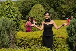 Actress Priyanka Chhabra in Athadu Aame O Scooter Latest Stills