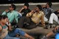 Thagubothu Ramesh in Athadu Aame O Scooter Movie New Stills
