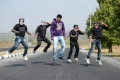 Vennela Kishore in Athadu Aame O Scooter Movie New Stills