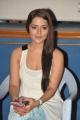 Actress Priyanka Chabra at Athadu Aame O Scooter Press Meet Stills