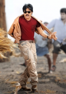 Pawan Kalyan in Atharintiki Daredi Movie Latest Stills