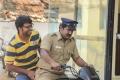 Kalaiyarasan, Bala Saravanan in Athey Kangal Movie Stills