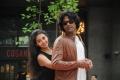 Vidya Pradeep, Jeevan in Athibar Movie Photos