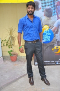 Actor Sounthara Raja @ Athithi Audio Launch Stills