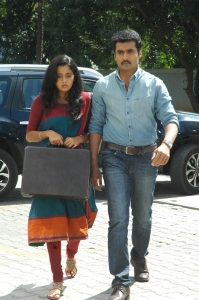 Ananya, Nandha in Athithi Movie Stills