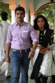 Nandha, Ananya in Athithi Movie Stills