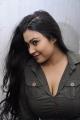 Actress Varsha Pandey at Athiyayam Movie Shooting Spot Photos