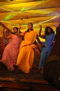 Item Song @ Athiyayam Movie Shooting Spot Photos