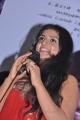 Cute  Athmiya Stills in Manam Kothi Paravai Press Meet