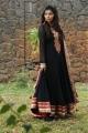 Tamil Actress Athulya Ravi Latest Pics in Black Churidar Dress