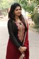 Tamil Actress Athulya Ravi Latest Hot Looking Pics in Black Churidar