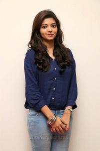 Actress Athulya Ravi Stills @ Gemini Ganeshanum Suruli Raajanum Audio Launch