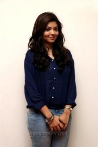 Tamil Actress Athulya Stills @ Gemini Ganeshanum Suruli Raajanum Audio Launch