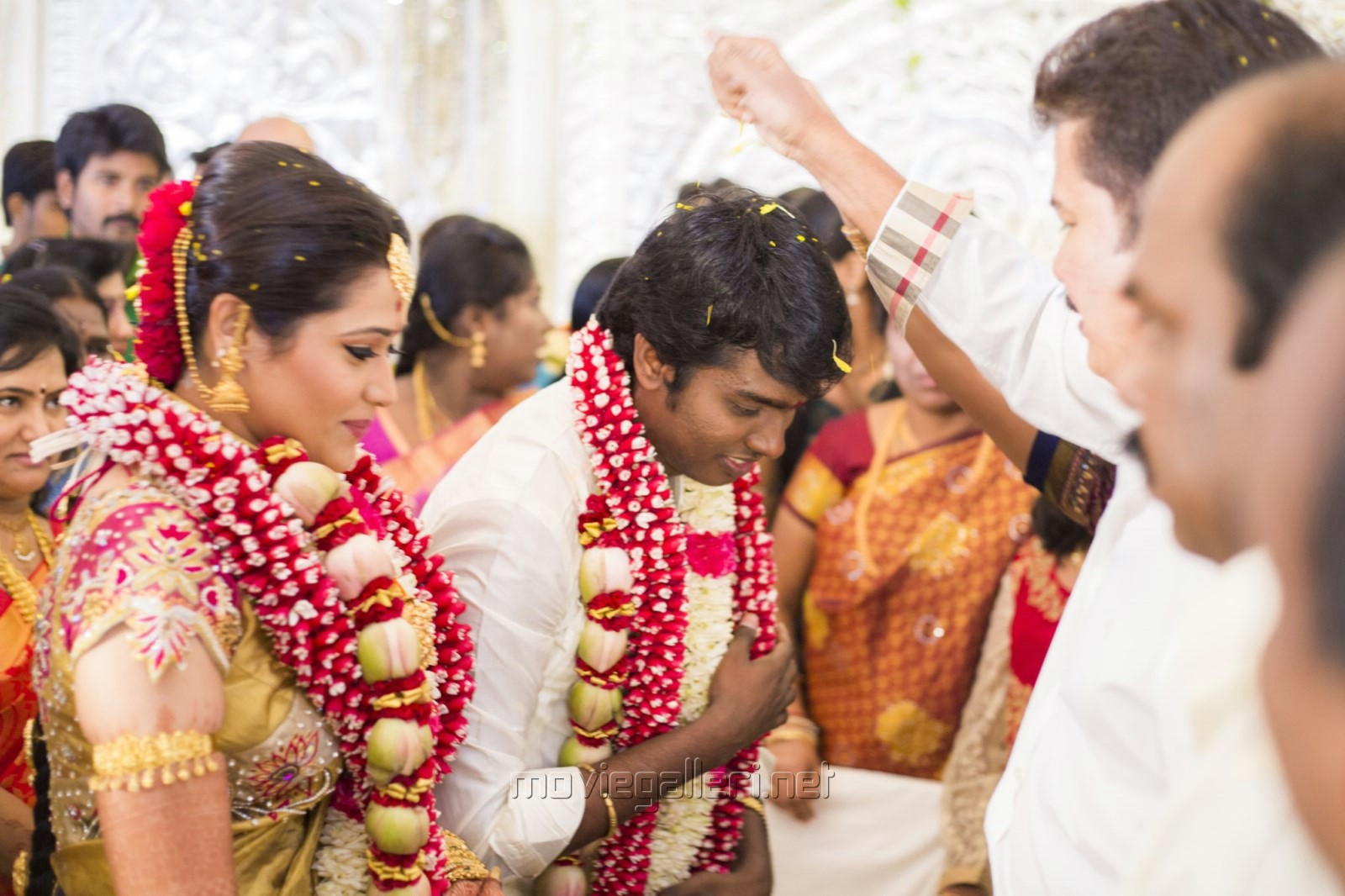 Picture 777872 | Director Shankar @ Atlee Priya Marriage Photos ... for Serial Actress Priya Mohan Wedding Photos  166kxo