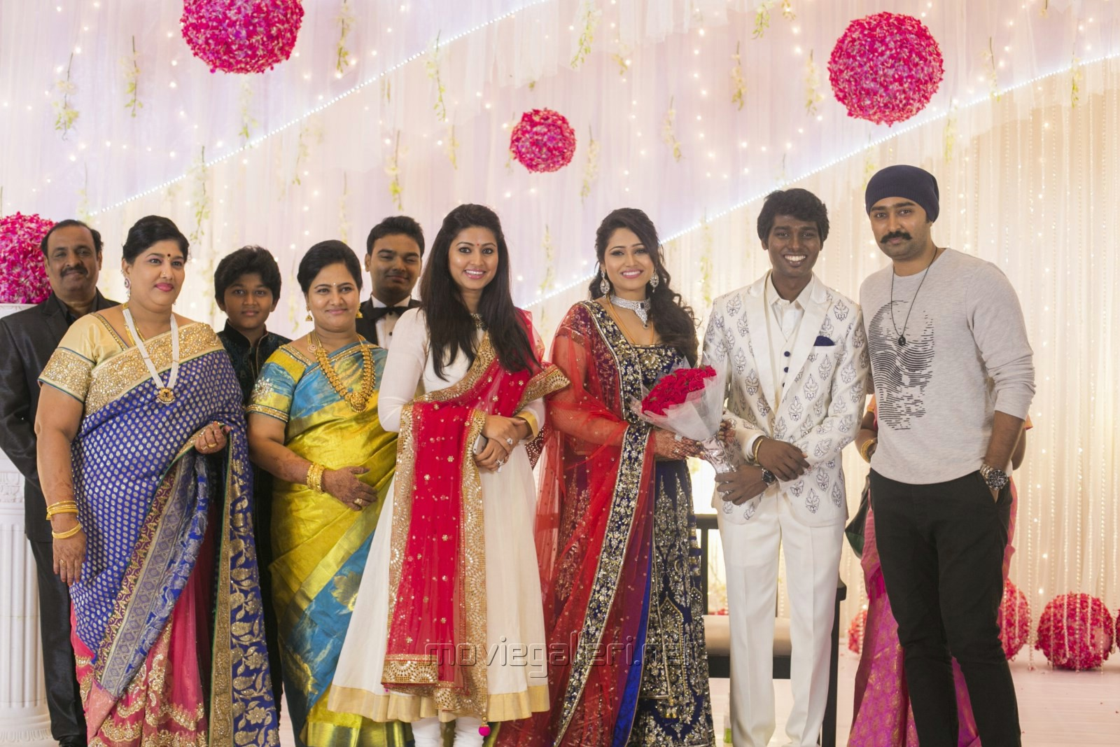 Picture 777898 | Sneha, Prasanna @ Director Atlee Priya Wedding ... for Serial Actress Priya Mohan Wedding Photos  45hul
