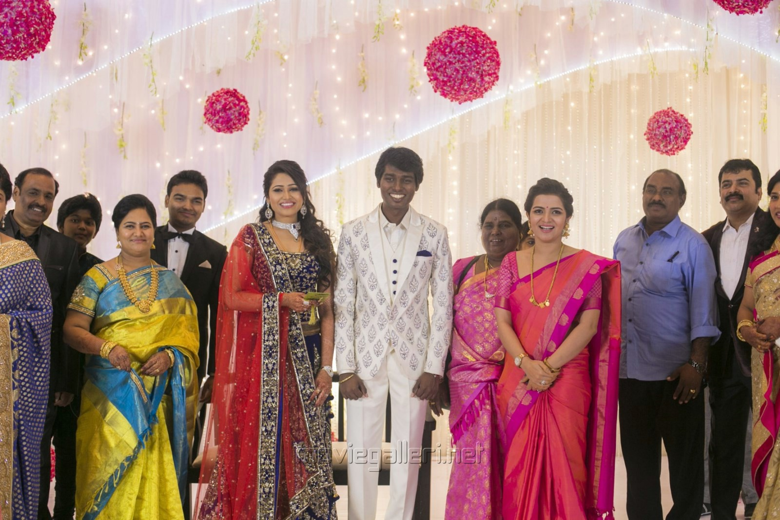 Picture 777881 | Anchor DD @ Director Atlee Priya Wedding ... for Serial Actress Priya Mohan Wedding Photos  143gtk