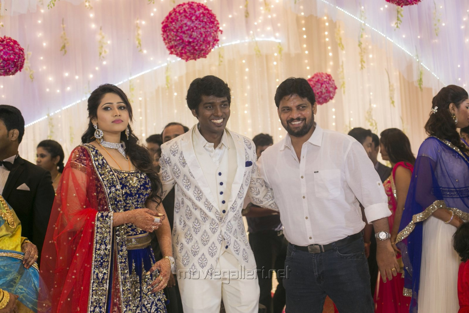Picture 777899 | Chimbudevan @ Director Atlee Priya Wedding ... for Serial Actress Priya Mohan Wedding Photos  104xkb
