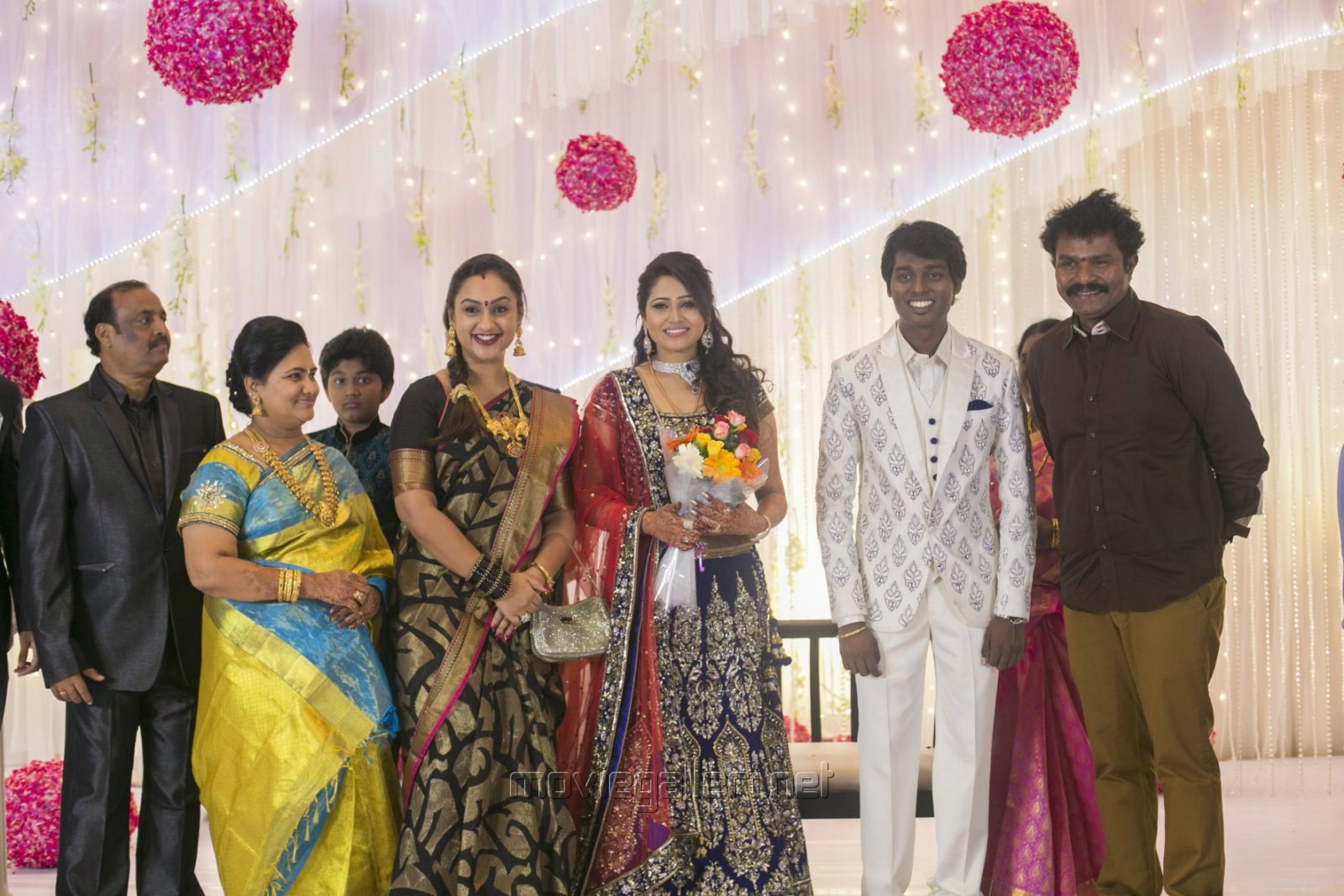Picture 777886 | Director Hari @ Atlee Kumar - Priya Mohan Wedding ... for Serial Actress Priya Mohan Wedding Photos  76uhy