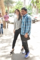 Surabhi, Ram Gopal Varma @ Attack Movie Audio Launch Stills